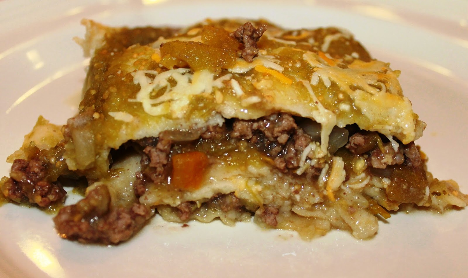 beef enchilada casserole bake easy recipe