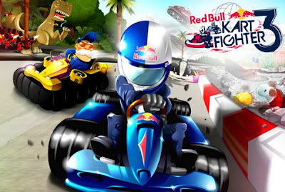 Red Bull Kart Fighter 3 v1.0.1 (1.0.1) Mod APK Gratis