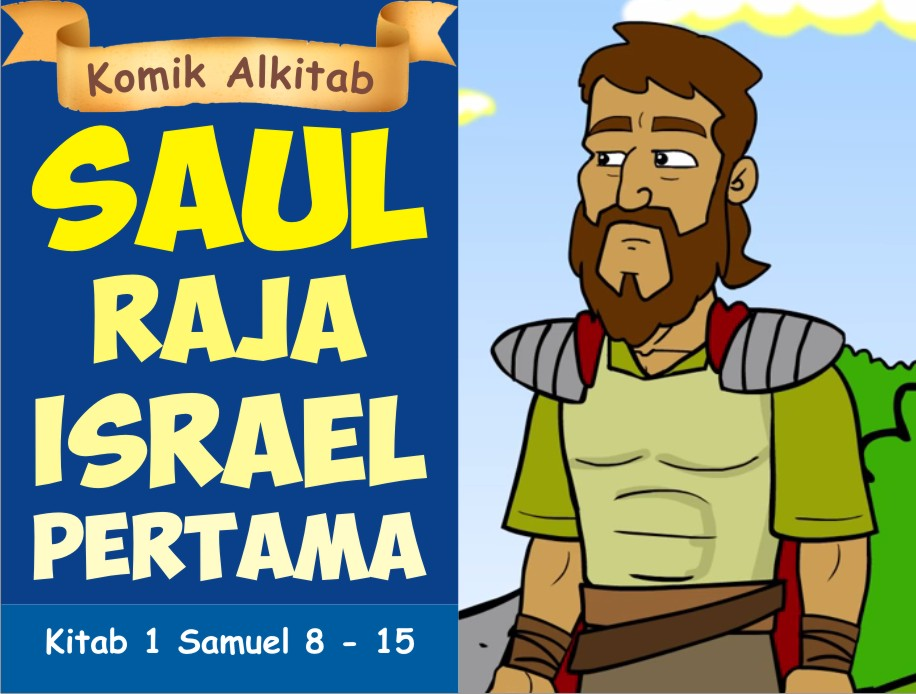 Saul Raja Israel Pertama