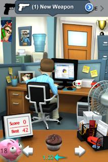 اللعبه الرائعه لعبة officeJark 2012