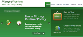 do you want earn money register now at minute workers