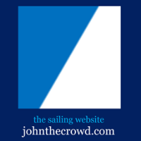graphic of the sailing website johnthecrowd.com