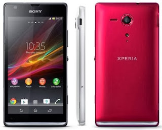 Harga Dan Spesifikasi Sony Xperia SP C5302 New