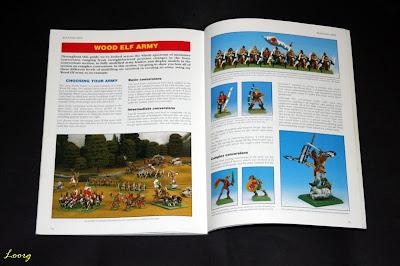 Páginas interiores de Citadel Miniatures Modelling Guide