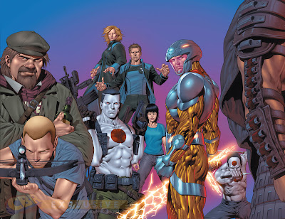 The Summer of Valiant - Archer & Armstrong, Bloodshot, Harbinger, X-O Manowar, Rai & The Eternal Warrior