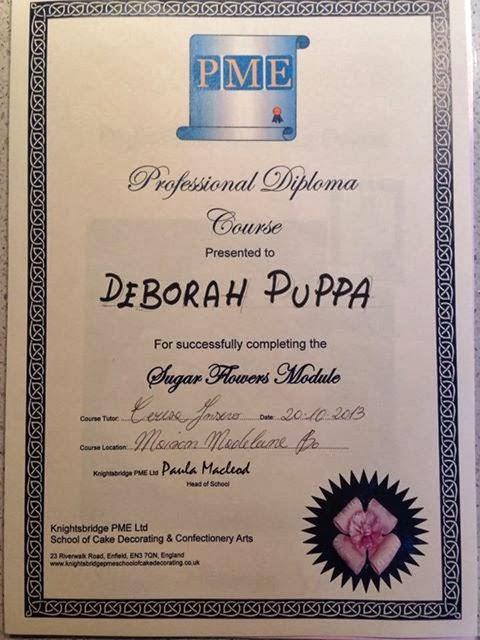Il mio diploma sui Fiori
