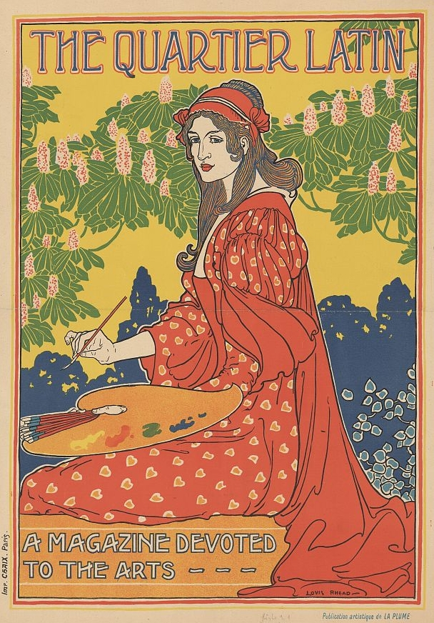 Louis Rhead illustration