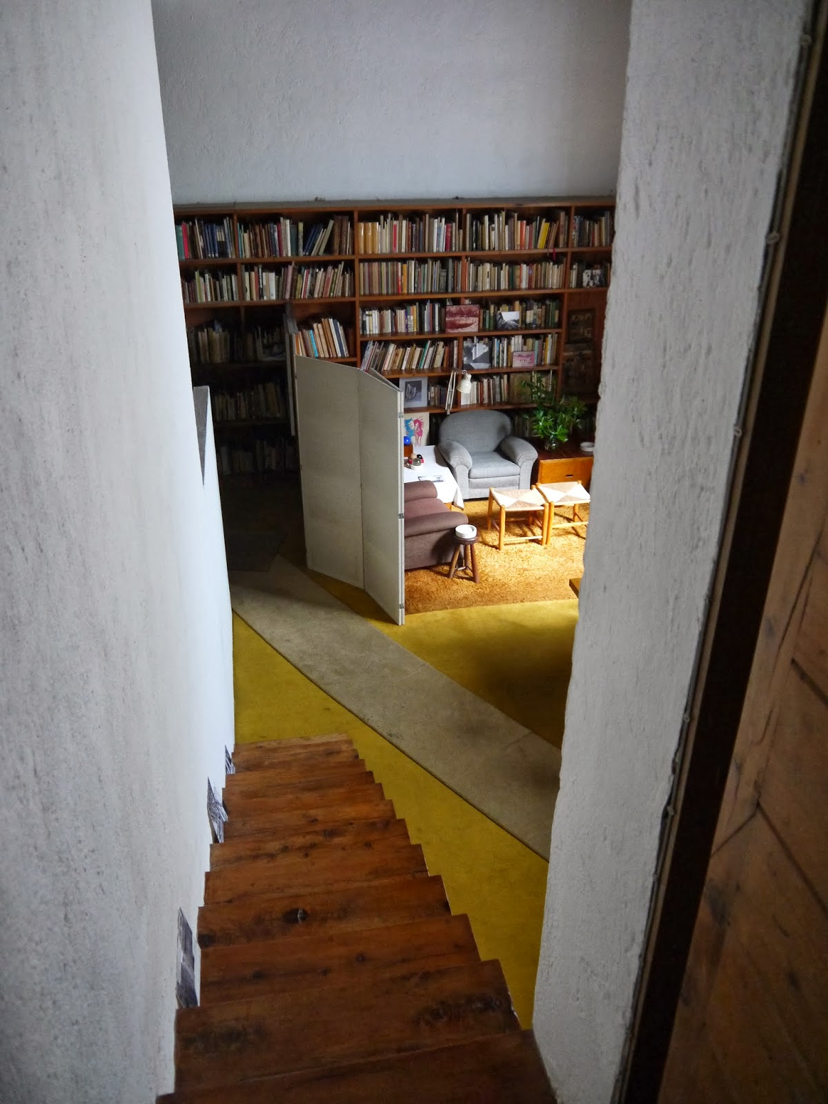 Adrian Yekkes Casa Barragan And Casa Gilardi