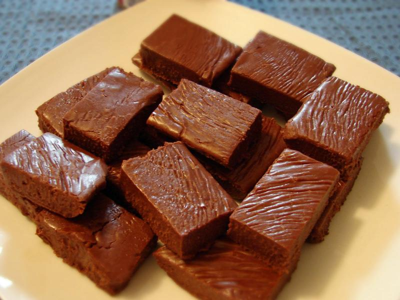 CHOCOLATE FUDGE(4 people)