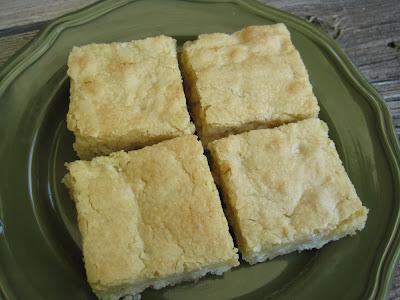 lemon white chocolate bar cookies dessert Handiworkin' Girls