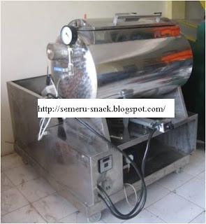 Mesin Pembuat Keripik Buah Vacuum Frying