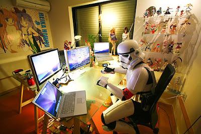 quarto perfeito para um nerd dicas