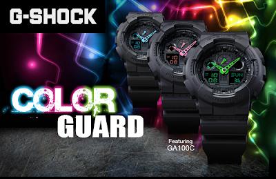 GA100C Neon Series