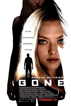 Đối Mặt Sát Nhân - Gone (2012) Poster