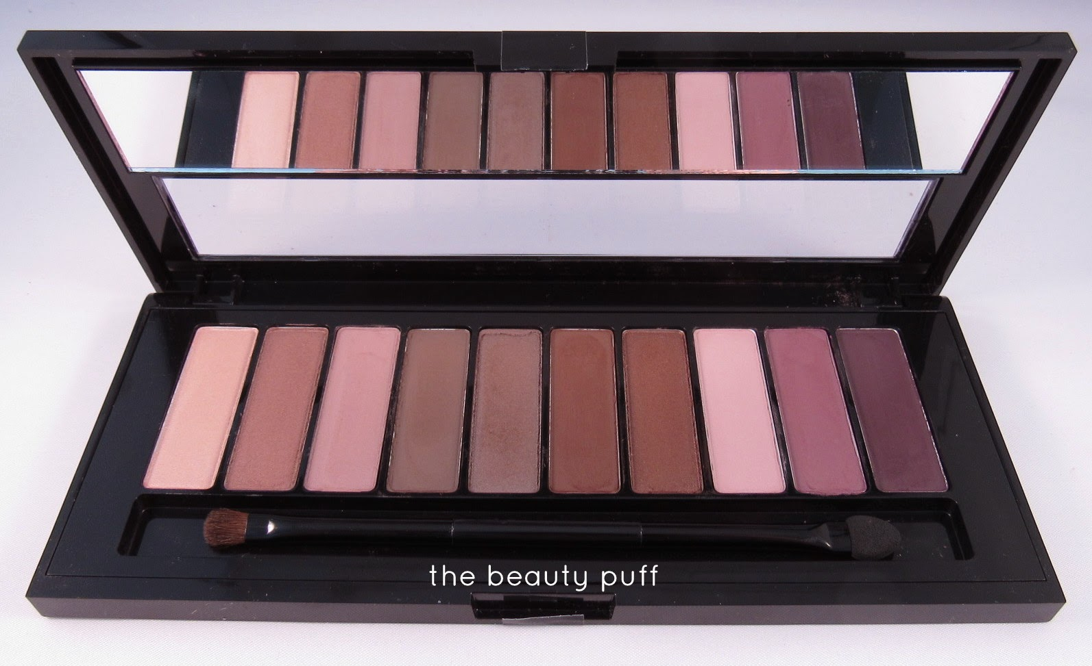 l'oreal la palette nude 2 - the beauty puff