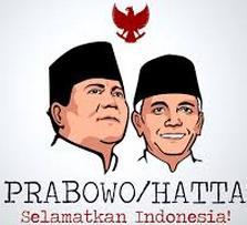 Hasil Real Count Capres Prabowo Hatta