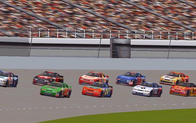 nascar racing 3 game