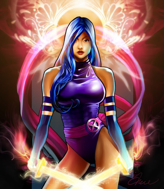 Psylocke Character Review (Full Color Picture)