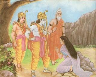 Truth of Indra Ahalya and Gautama