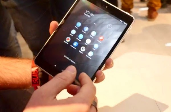 Nokia N1, Spesifikasi Tablet Nokia OS Android Lollipop 5.0 Harga 3 Juta