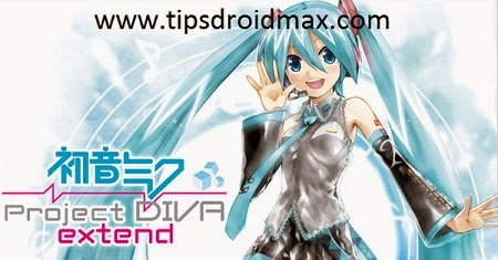 Download Hatsune Miku Project Diva Extend PSP