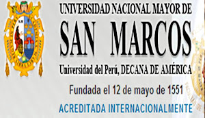 UNIVERSIDAD NACIONAL MAYOR DE SAN MARCOS