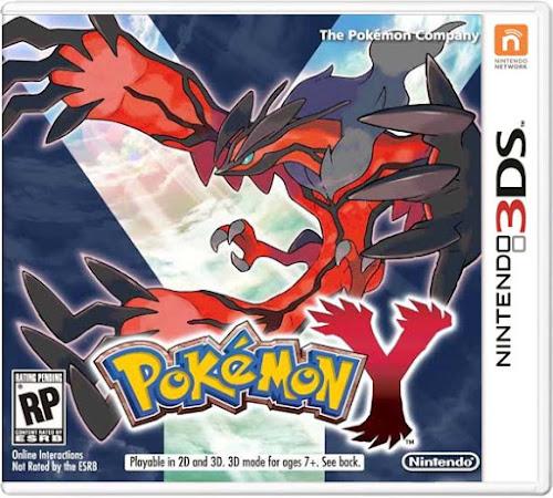 Download Pokemon Y – Online-Ready REGION FREE (Legit 3DS CIA)
