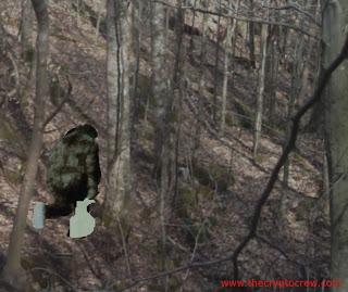 Bigfoot in Carter, KY
