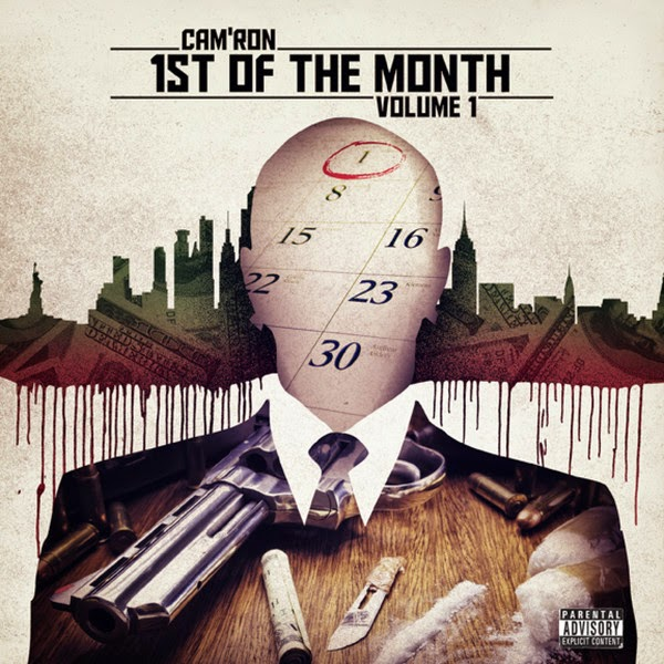 Cam'ron - 1st of the Month, Vol. 1 - EP Cover