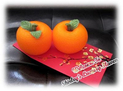howt to diy chinese new year mandarin oranges