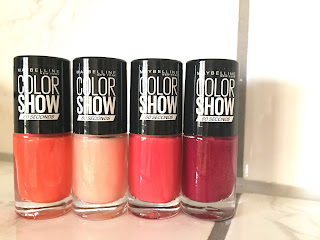 Maybelline Colorshow Limited Collection Sweet Spicy