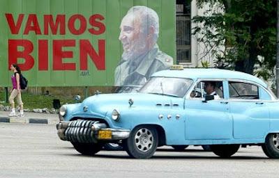 Cuba - Um Asno