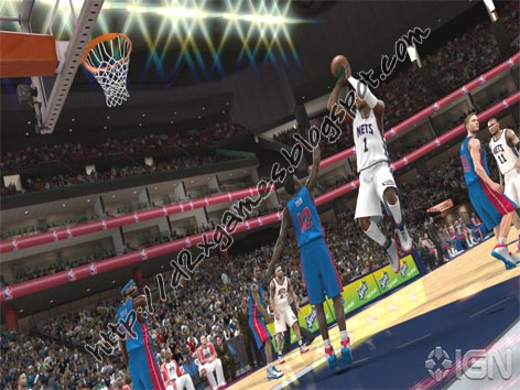 Free Download Games - NBA 2K11