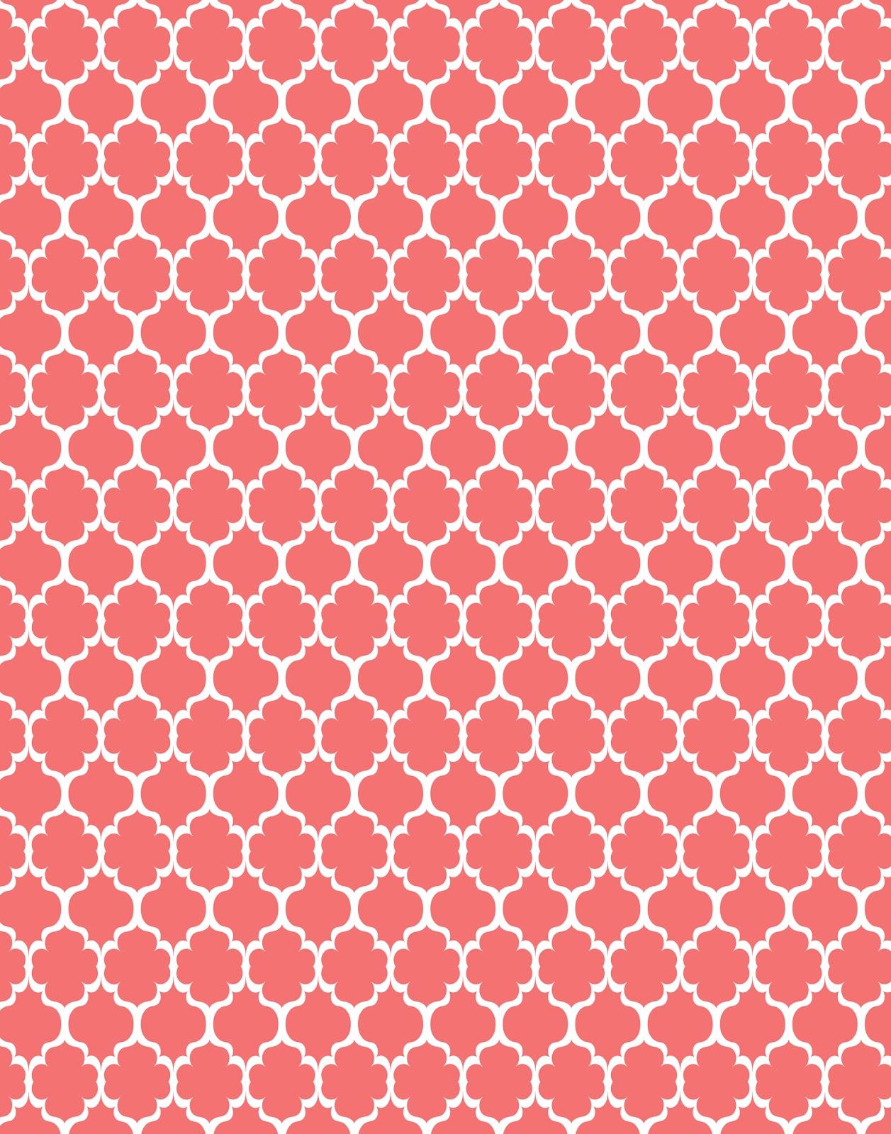 quatrefoil pattern background - photo #19