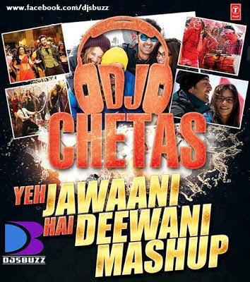 Yeh Jawani Hai Deewani Mashup By DJ Chetas