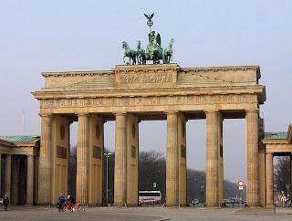 Puerta de Brandeburgo Berlín Alemania