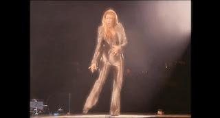 Céline DIon danse sur Get Lucky (Daft Punk)
