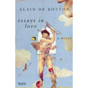 alain de button essays in love Alain de botton is the author of a number of books that try to throw light on the big challenges of our lives his books have been sold in thirty-five countries and many have been international bestsellers, including how proust can change your life, essays in love and the art of travel.