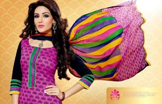 Latest Embroidered Anarkali Dresses