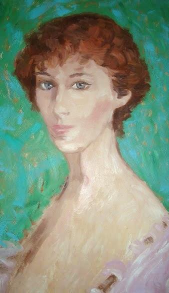 Elizabeth (primer retrato)
