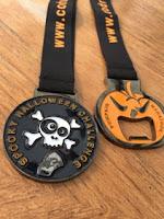 2015 Pumpkin & Spooky medals