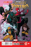 Avenging Spider-Man #16 Cover