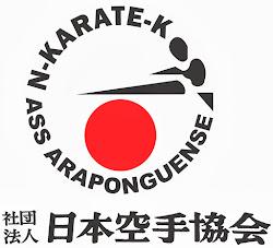 Karate Nihon Kyokai em Arapongas venha treinar Karate conosco. Oss