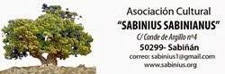 """Asociación Cultural """"Sabinius Sabinianus"""""""