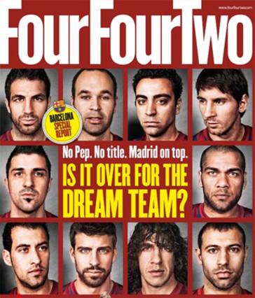 ¿Se acabó la era del 'Dream Team' del Barça?