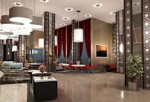 Five Star Hotel Lobby Design