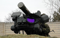 RBS 70 Man Portable Air Defense Systems
