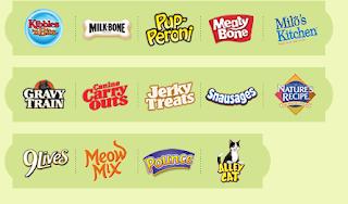 Del Monte Foods Dog Treats