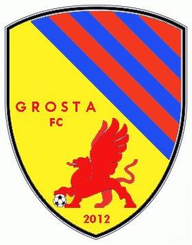 GROSTA FC LOGO