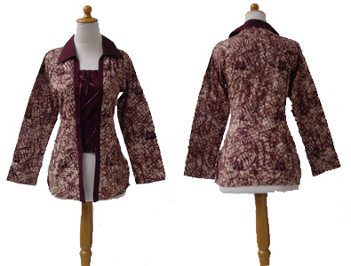 Baju batik model-Knitting Gallery